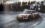 Alex Vineis - Oswald Peri, Renault Alpine A110, 32nd
