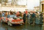 Antonio Ferrari - Walter Torassa, Fiat 124 Spider, retired