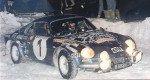Bernard Darniche - Alain Mahe, Renault Alpine A110, 10th