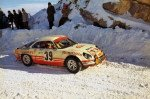Claude Ballot-Lena - Jean-Claude Morenas, Alpine Renault A110 1800, 23rd