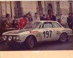 Enrico Rocca - Guiliano Pasqualini, Alfa Romeo Coupe
