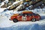 Gerard Larrousse - Christian Delferrier, Alfa Romeo 2000 GTV, 19th