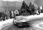 Gerard Larrousse - Christian Delferrier, Alfa Romeo 2000 GTV, 19thx