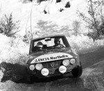 Harry Kallstrom Claes Billstam, Lancia Fulvia HF, 8th