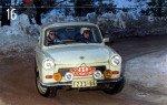 Helmut Piehler - Lothar Sachse, Trabant P601, retired