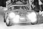 Jacques Henry - Dominique Thiry, Renault Alpine A110, 22nde