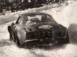 Jean-Pierre Nicolas - Michel Vial, Renault Alpine A110 1800, 3rde