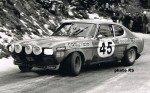Klaus Fritzinger - Gunther Schons, Ford Capri, retireda