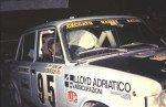 Leo Pittoni - Bruno Brasci, Fiat 124, retired