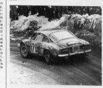 'Nestore' - Ludovico Ginotti, Renault Alpine A110