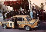 Robert Mucha - Ryszard Zyszkowski, Polski Fiat 125p, 35tha