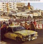 Walter Rohrl - Jochen Berger, Opel Commodore, 45thv