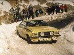 Walter Rohrl - Jochen Berger, Opel Commodore GS-E, retired